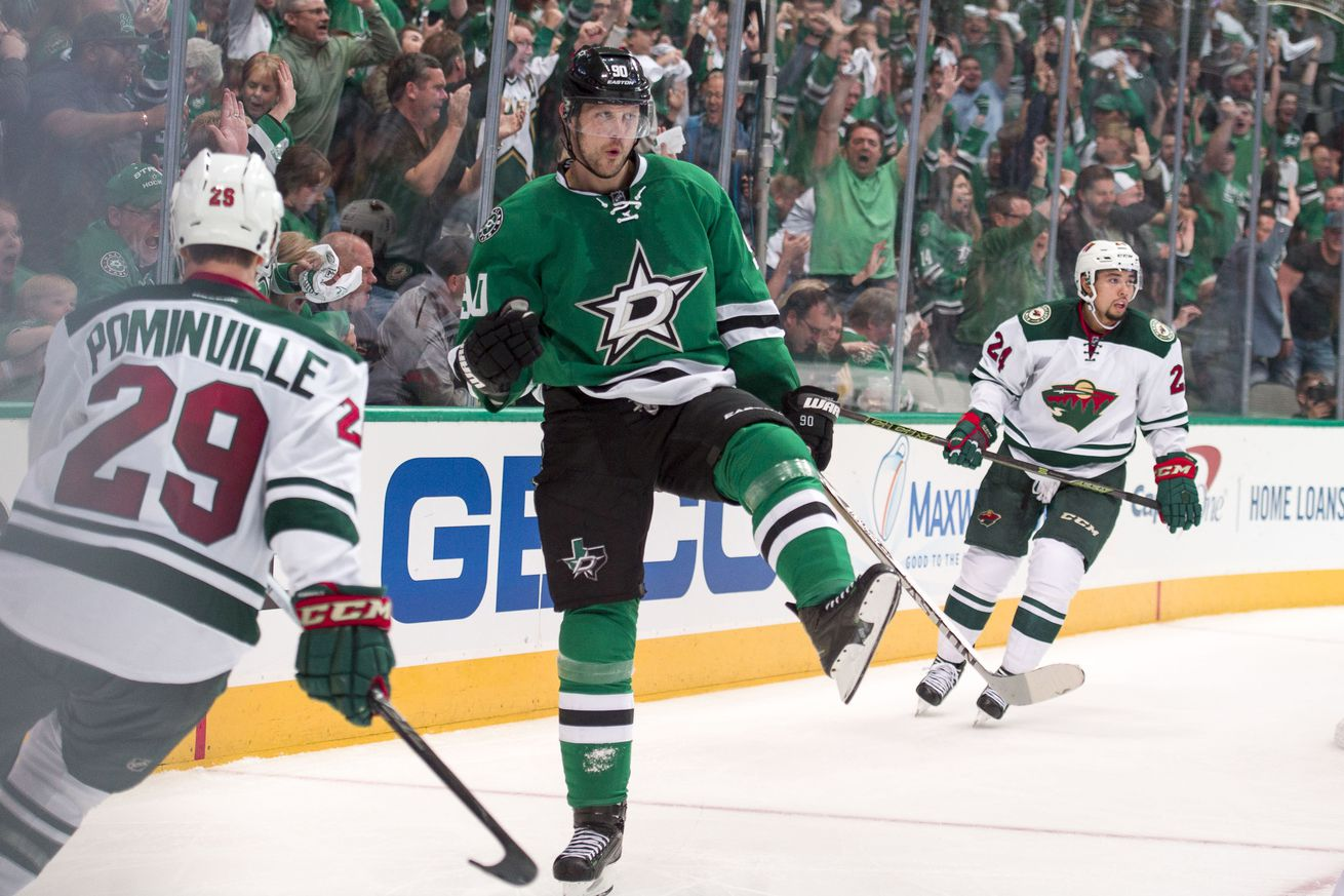 NHL Reviews Controversial Stars Goal, Confirms Goal Call Was Correct