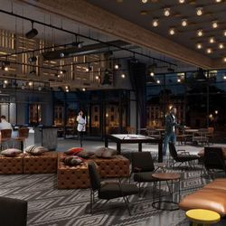 Midtown Atlanta Dual Branded Hotel Construction Gets