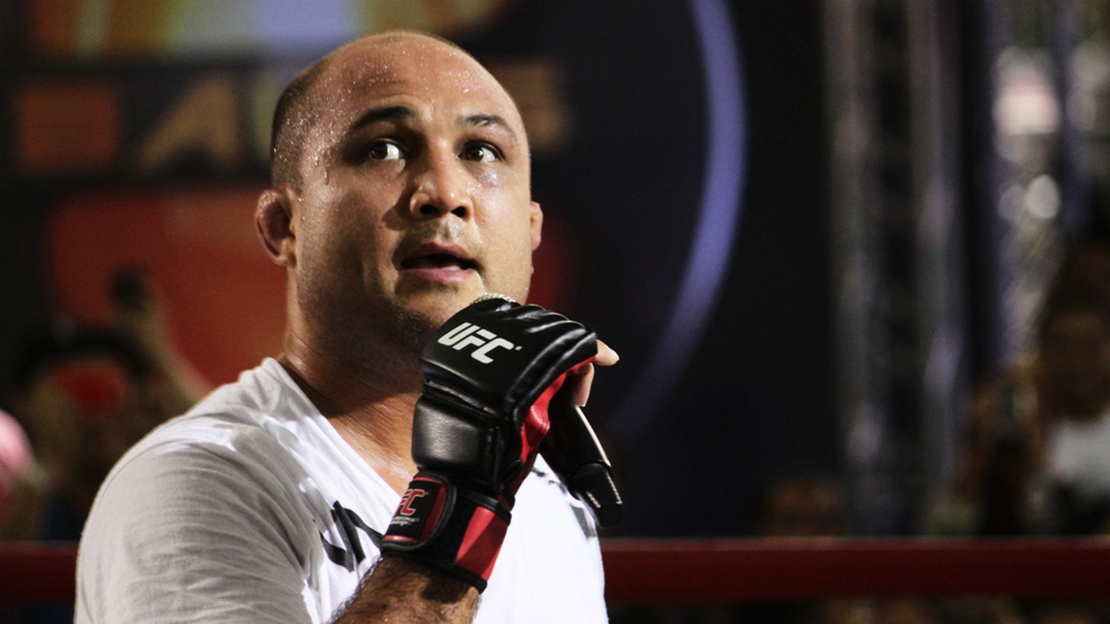 UFC Manila cancelled following injury to BJ Penn