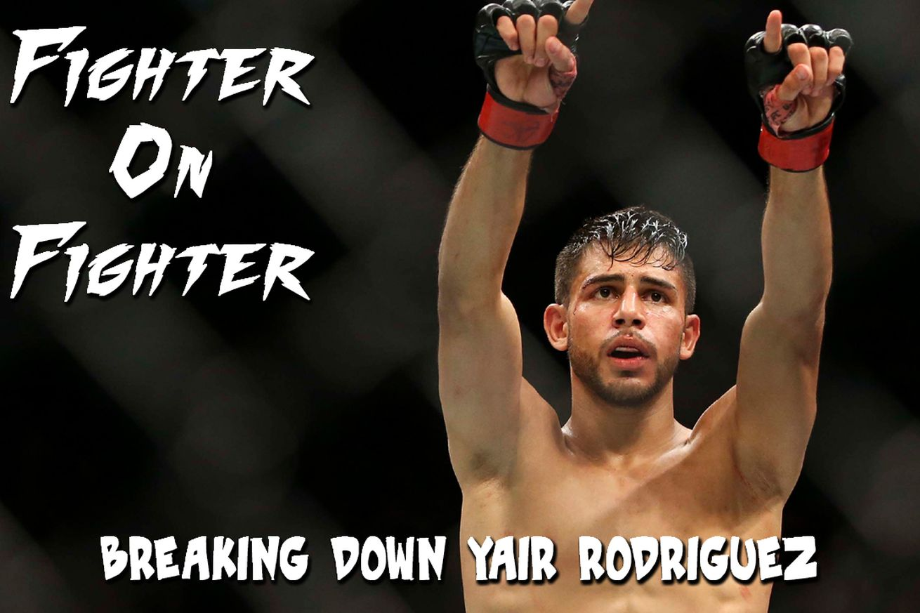 Fighter on Fighter: Breaking down UFC Fight Night 103's Yair Rodriguez