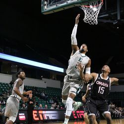 James Thompson IV for the easy bucket.<br>
