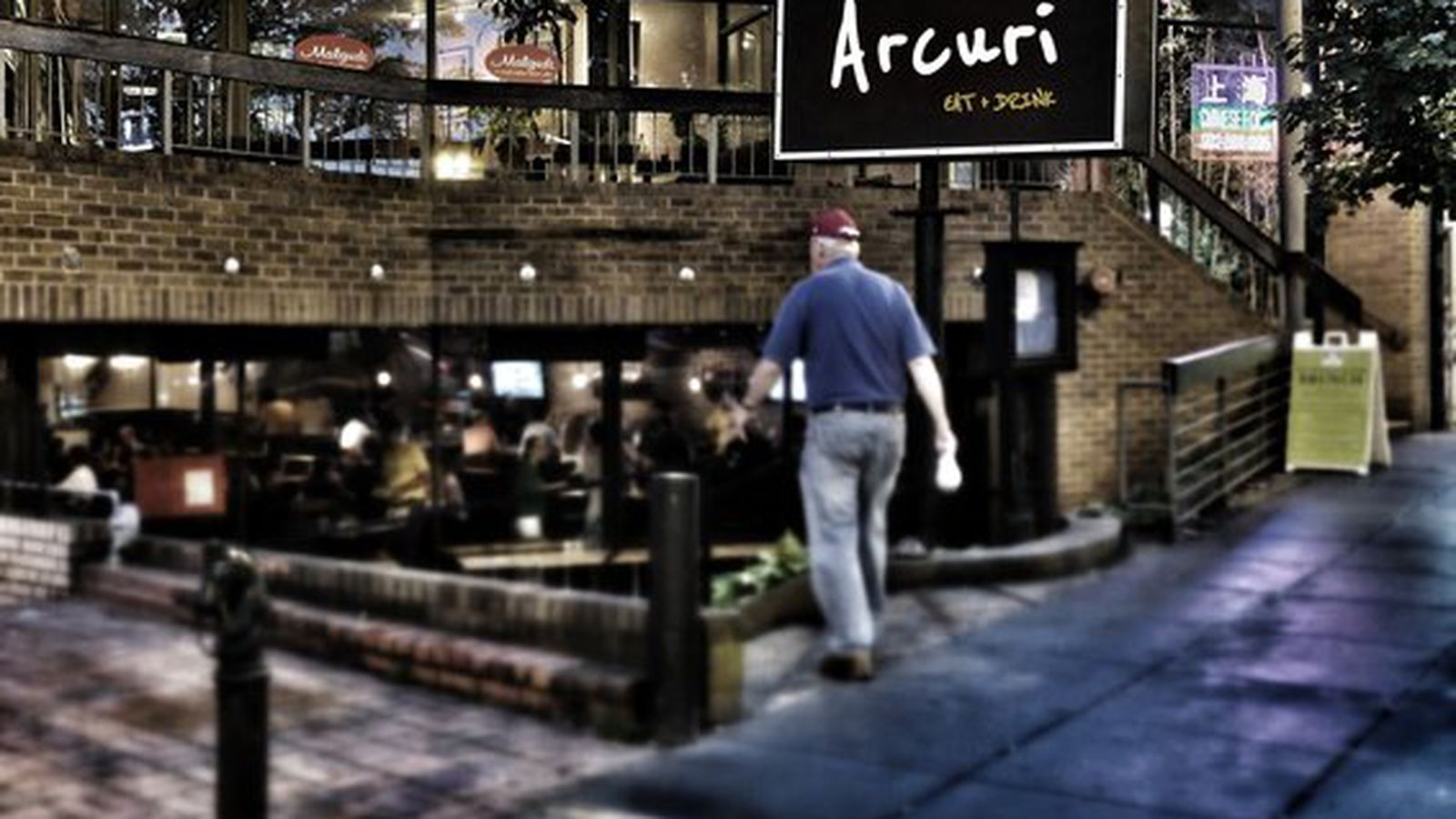 The Early Word on Arcuri, Glover Park's Latest Addition ...