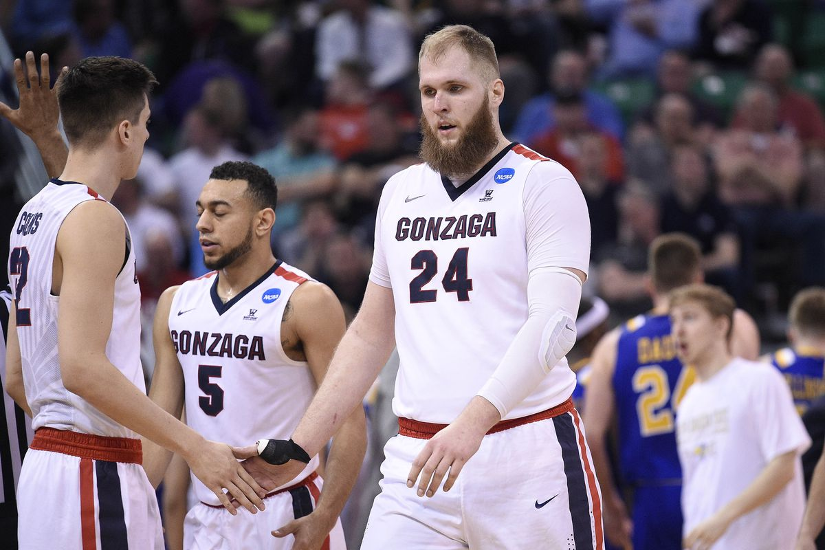 Yeah, that was a blown interference call against Gonzaga