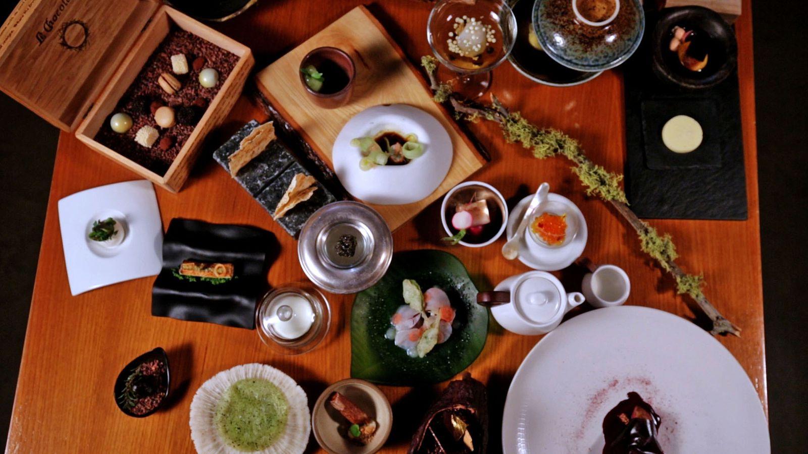 Est Restaurant Tasting Menu