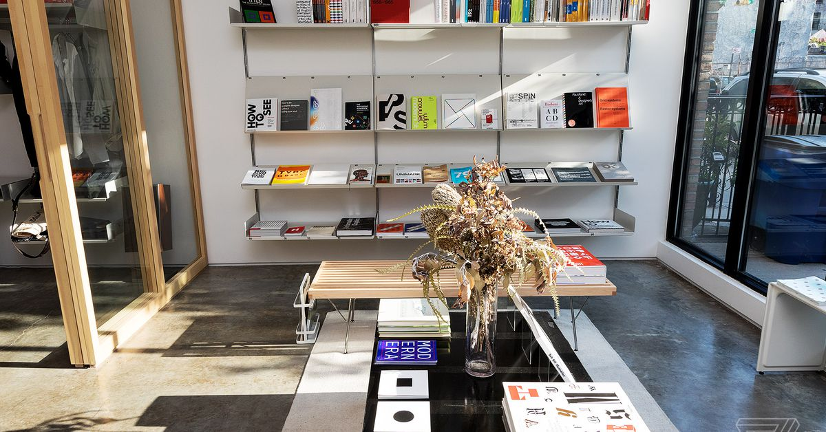Inside Standards Manual The Nyc Bookstore Dedicated To