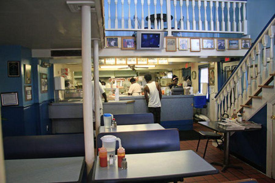 Bertha S Kitchen