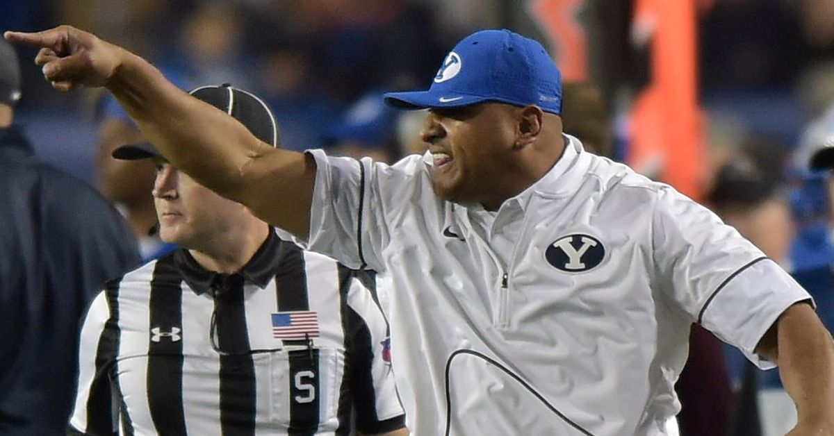 VIDEO: BYU Football Coach Kalani Sitake Defends LDS Missionaries on National Television ...