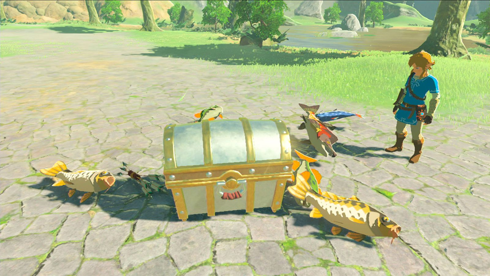 zelda breath of the wild takes up almost half of the switch s storage update polygon. Black Bedroom Furniture Sets. Home Design Ideas