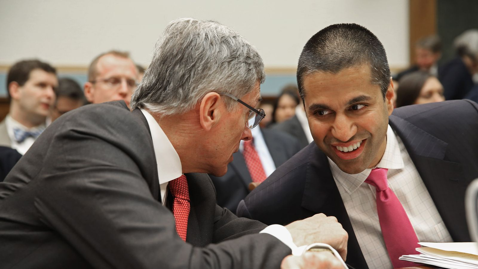 Net neutrality foe Ajit Pai is the new head of the FCC