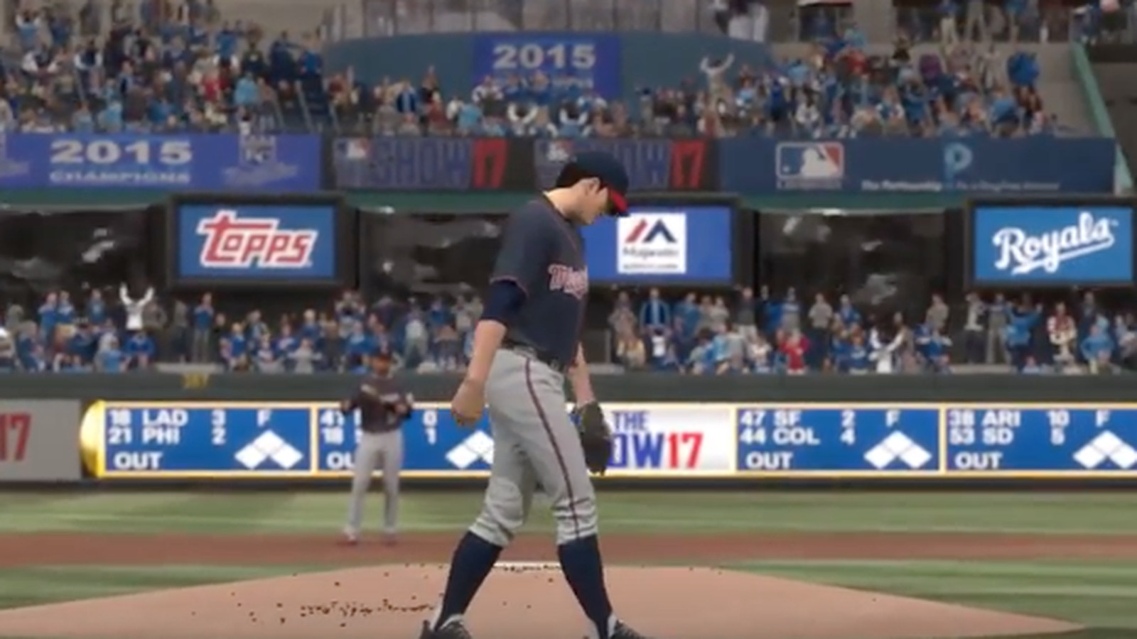 MLB The Show's 'ShowTime' mode makes an uncommon rule relevant