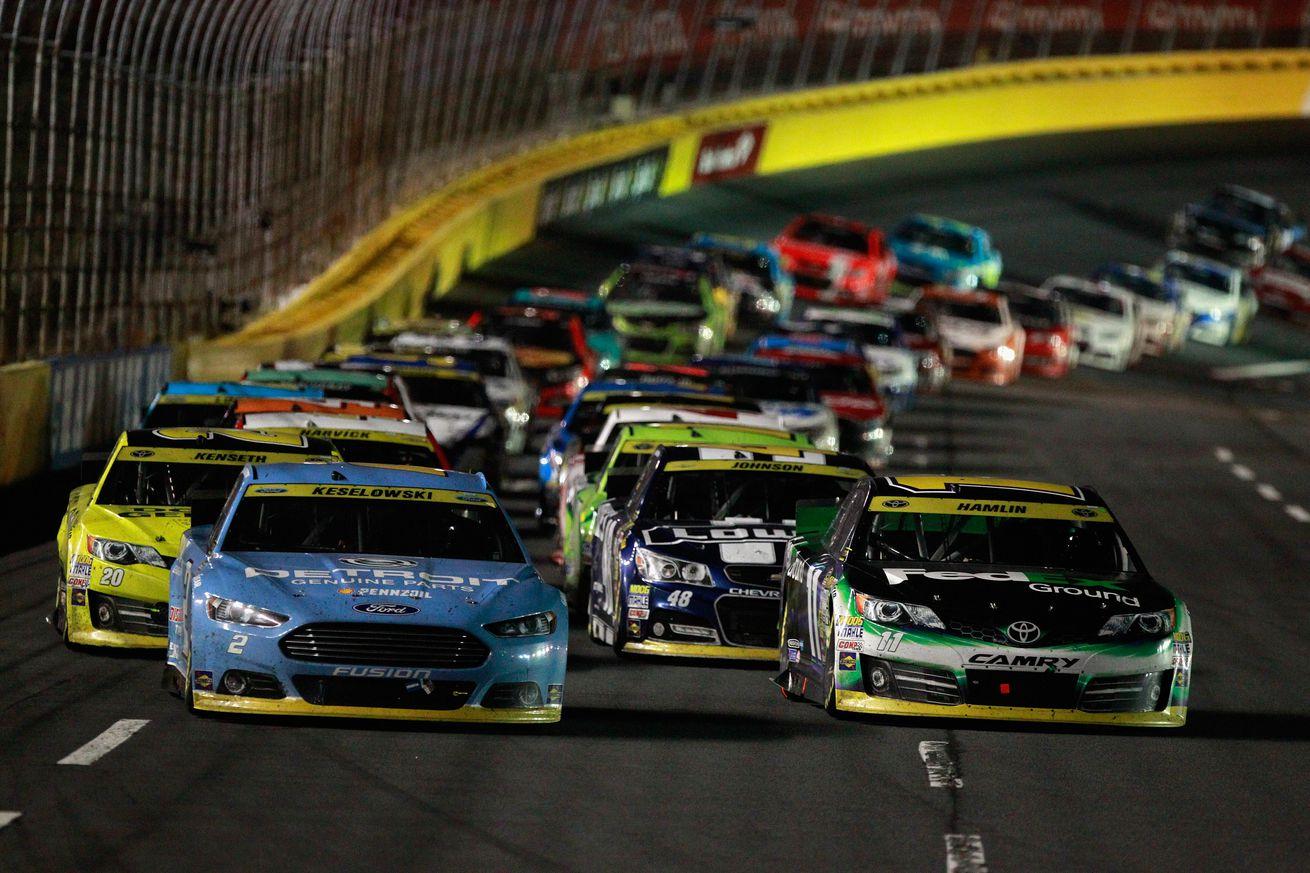 Nascar Charlotte 2014 Weekend Recap Chase Format Creates