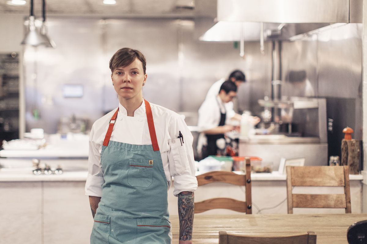 Chicago Based Chef Iliana Regan Lands Two Book Deal Eater