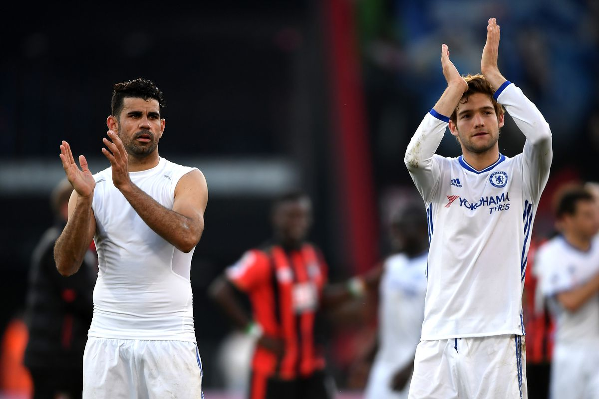 Image result for Marcos Alonso and Costa