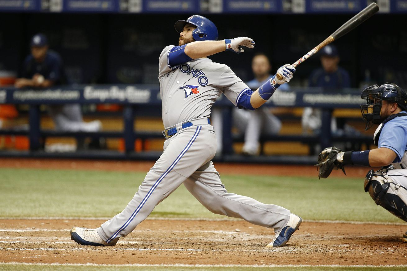 Blue Jays ease tension with sweep-averting win over Rays