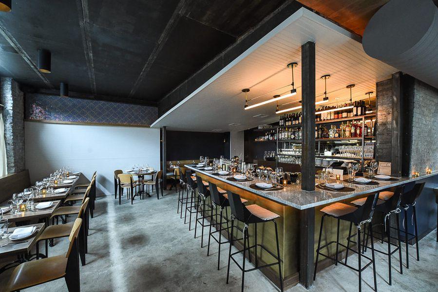 Bar bolonat einat admony 39 s modern israeli restaurant for Contemporary hotels nyc