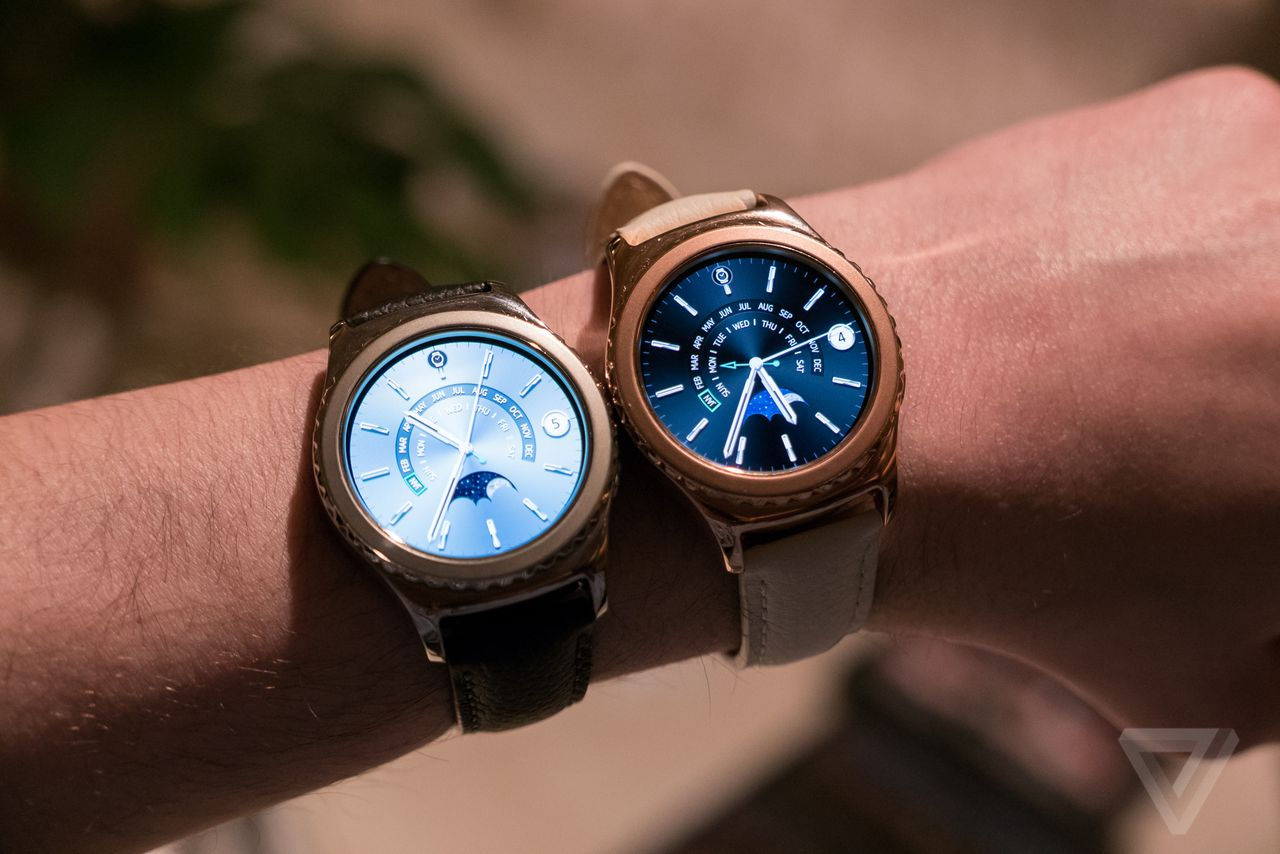 CES 2016 - Samsung Pay Coming To Gear S2 Smartwatch, More Countries