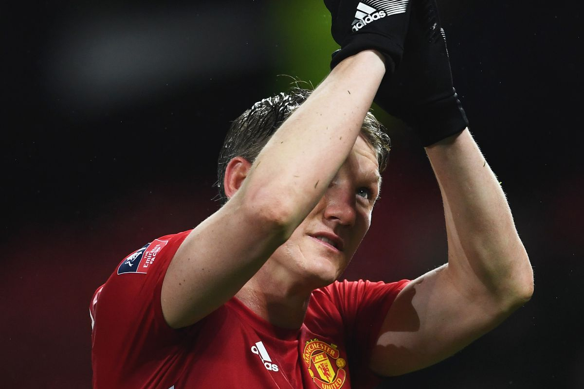 Bastian Schweinsteiger 'joins MLS side Chicago Fire' seeking to make 'positive impact'