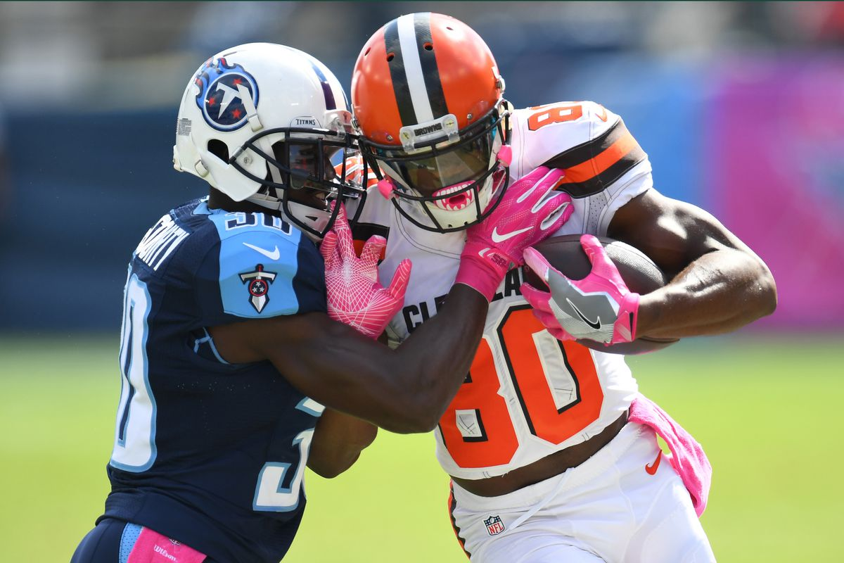 Free agent DB McCourty signs with Browns