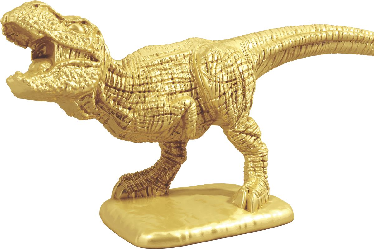 Monopoly Kills the Boot, Introduces the T-Rex and Other New Tokens