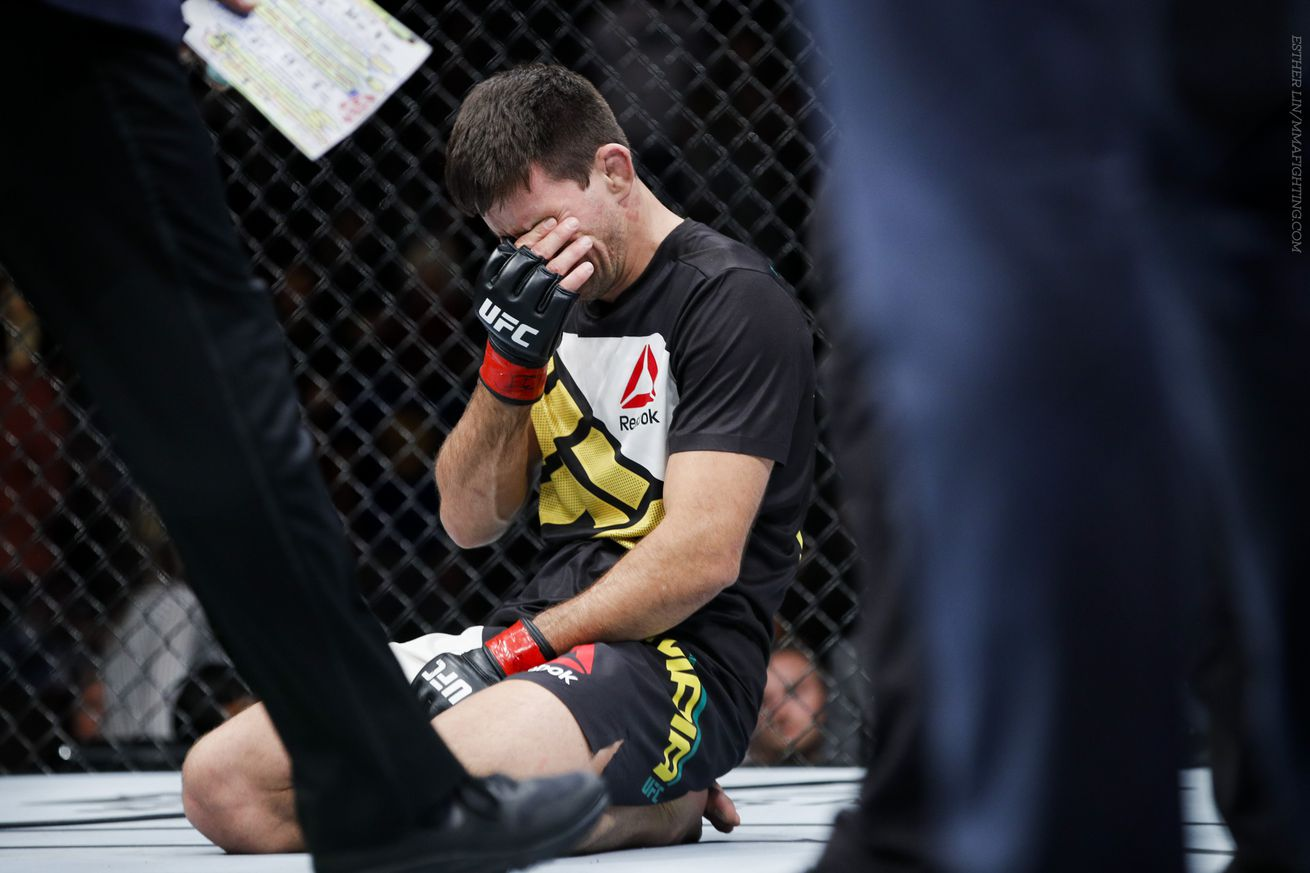 community news, Demian Maia hopes for title shot, but says 'things are confusing right now' in the UFC