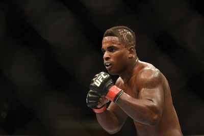 Lorenz Larkin declares its my time, puts on eye opening striking clinic with win over Santiago Ponzinibbio at UFC Fight Night 70