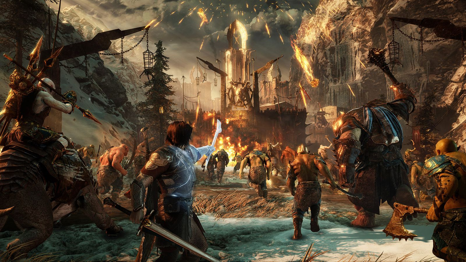 Middle-Earth: Shadow of War builds on the best part of Shadow of Mordor: the stories