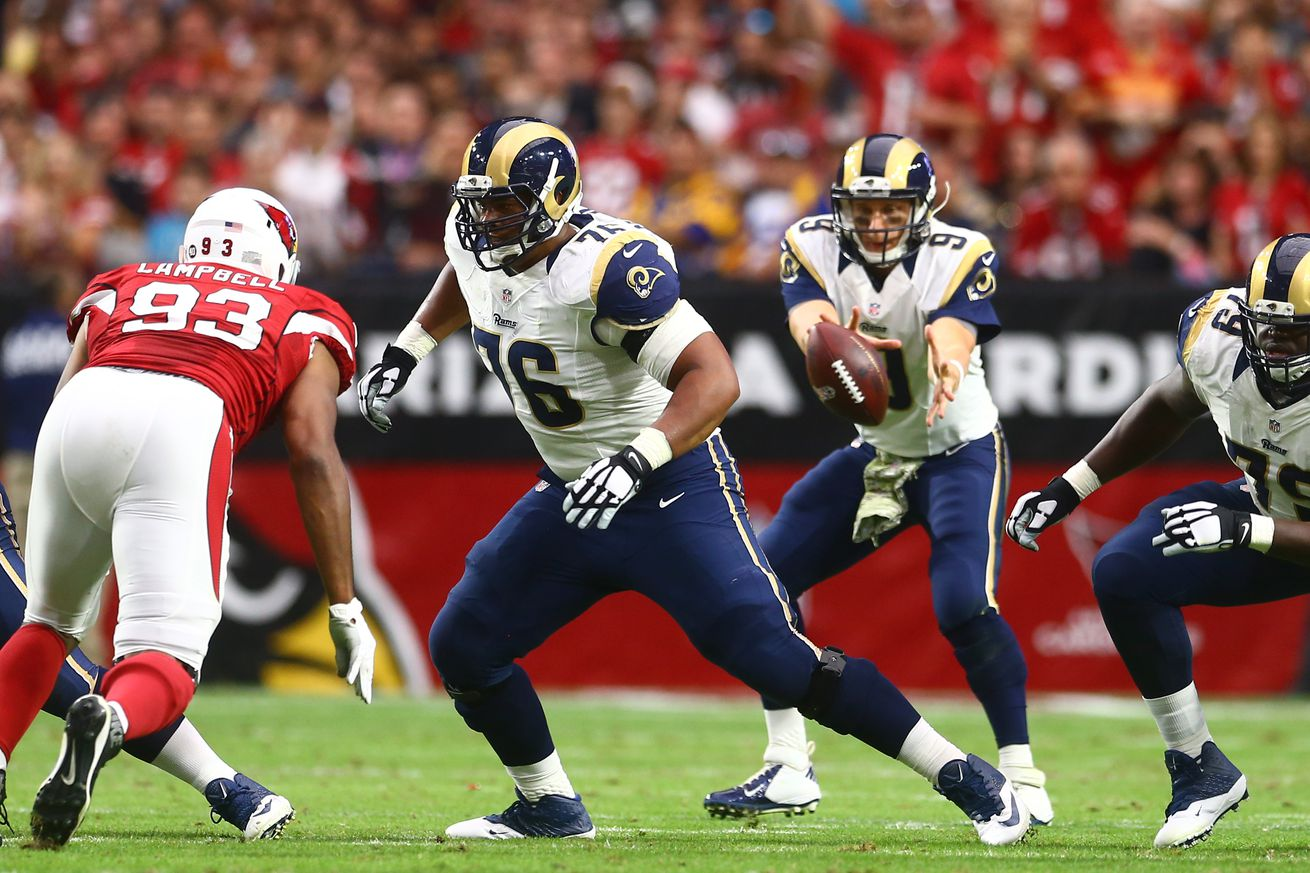 Nike jerseys for sale - The 2016 Los Angeles Rams Need Rodger Saffold For Cohesion On The ...