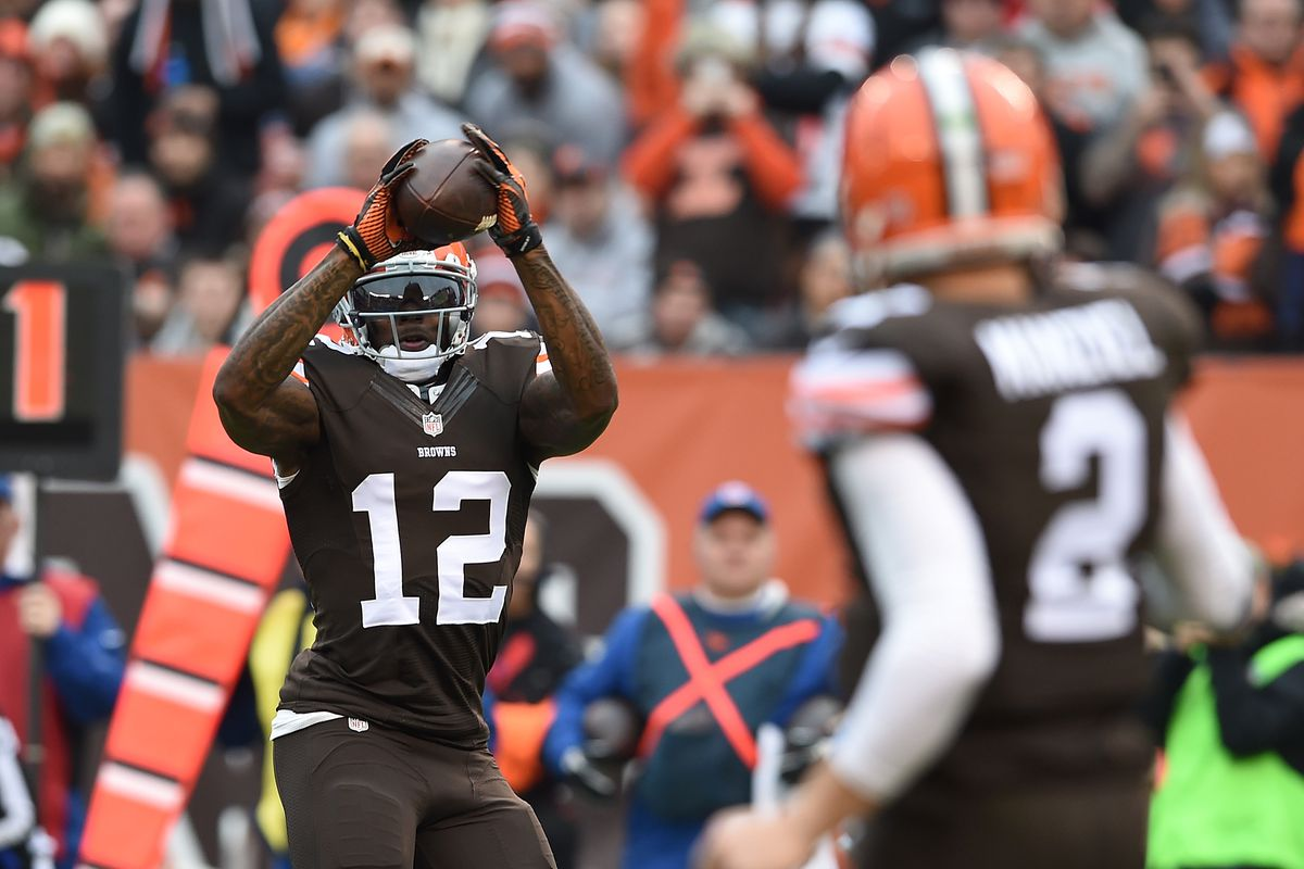 Cleveland Browns Should Keep WR Josh Gordon