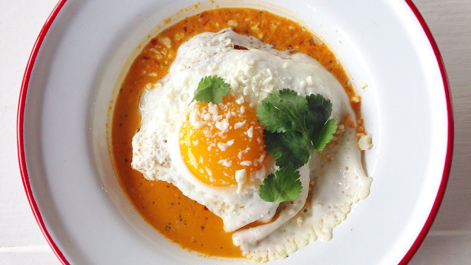 The 12 best looking egg dishes in los angeles eater la for Ted s fish fry menu
