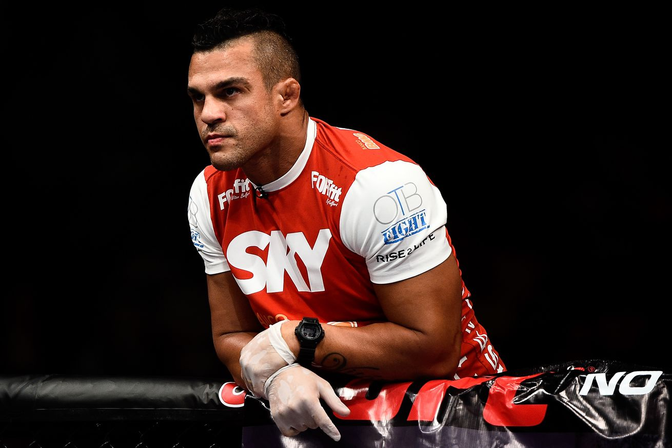 UFC 212: Vitor Belfort moves to Tristar gym for final fight against Nate Marquardt