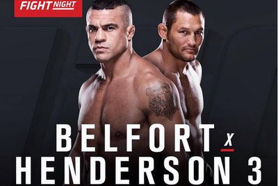 Latest UFC Fight Night 77 fight card, rumors for Belfort vs Henderson 3 on Nov. 7 in Sao Paulo, Brazil