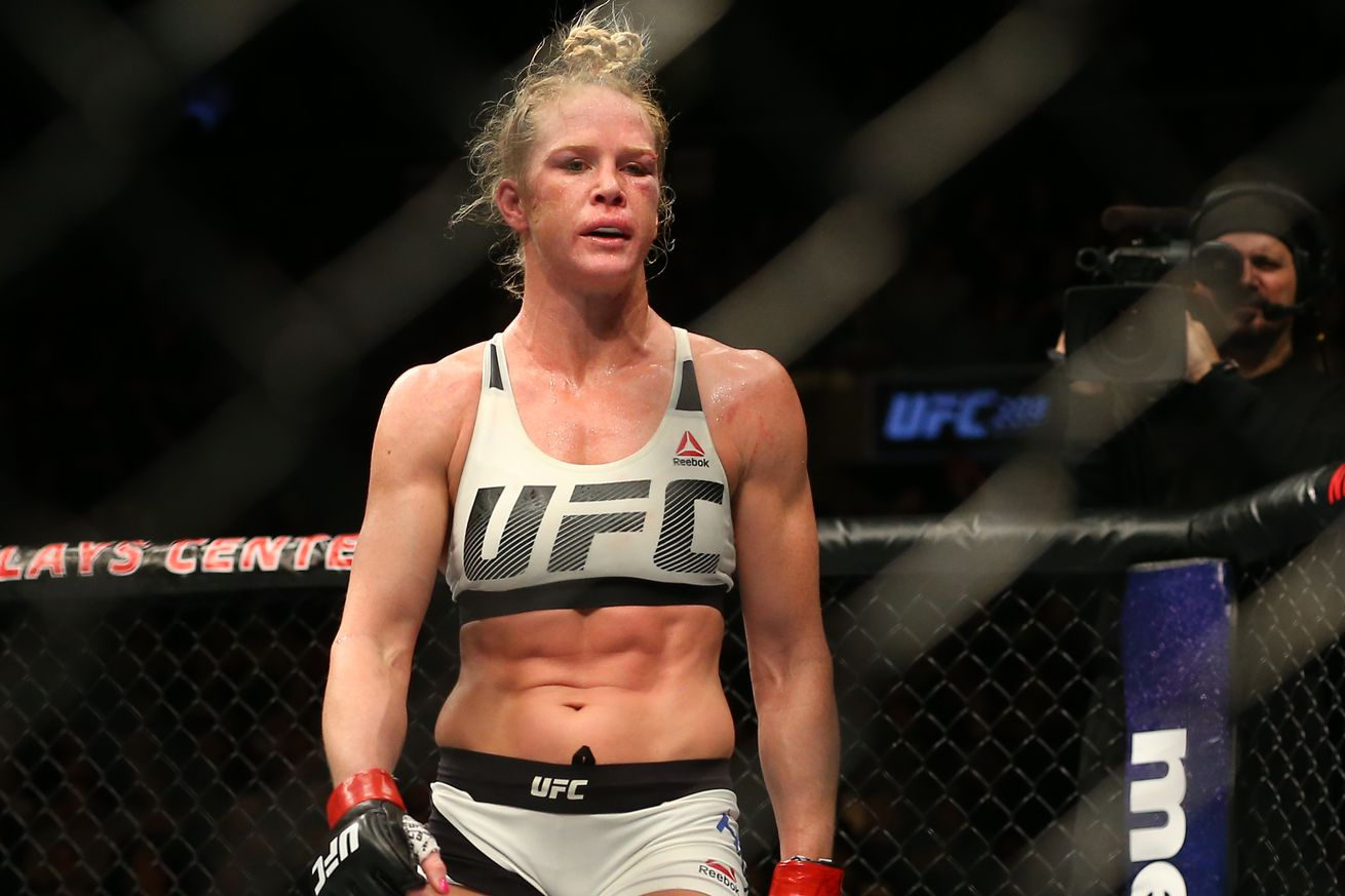 community news, Monday Morning Hangover: What's next for Holly Holm after suffering third straight loss?