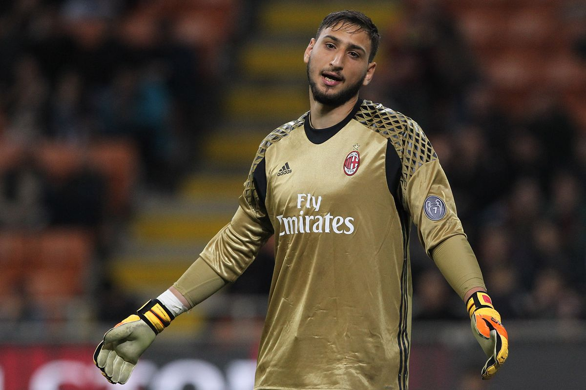 Manchester City interested in AC Milan goalkeeper Gianluigi Donnarumma