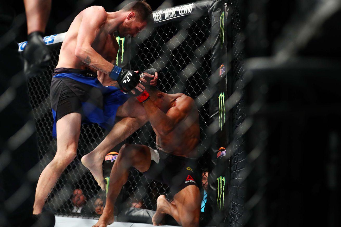 UFC Fight Night 106 live blog: Alex Oliveira vs. Tim Means