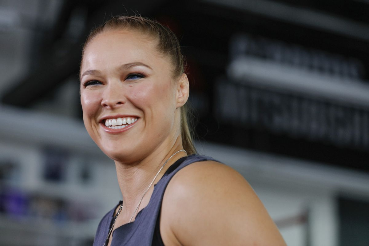 Ronda Rousey announces engagement with UFC fighter Travis Browne
