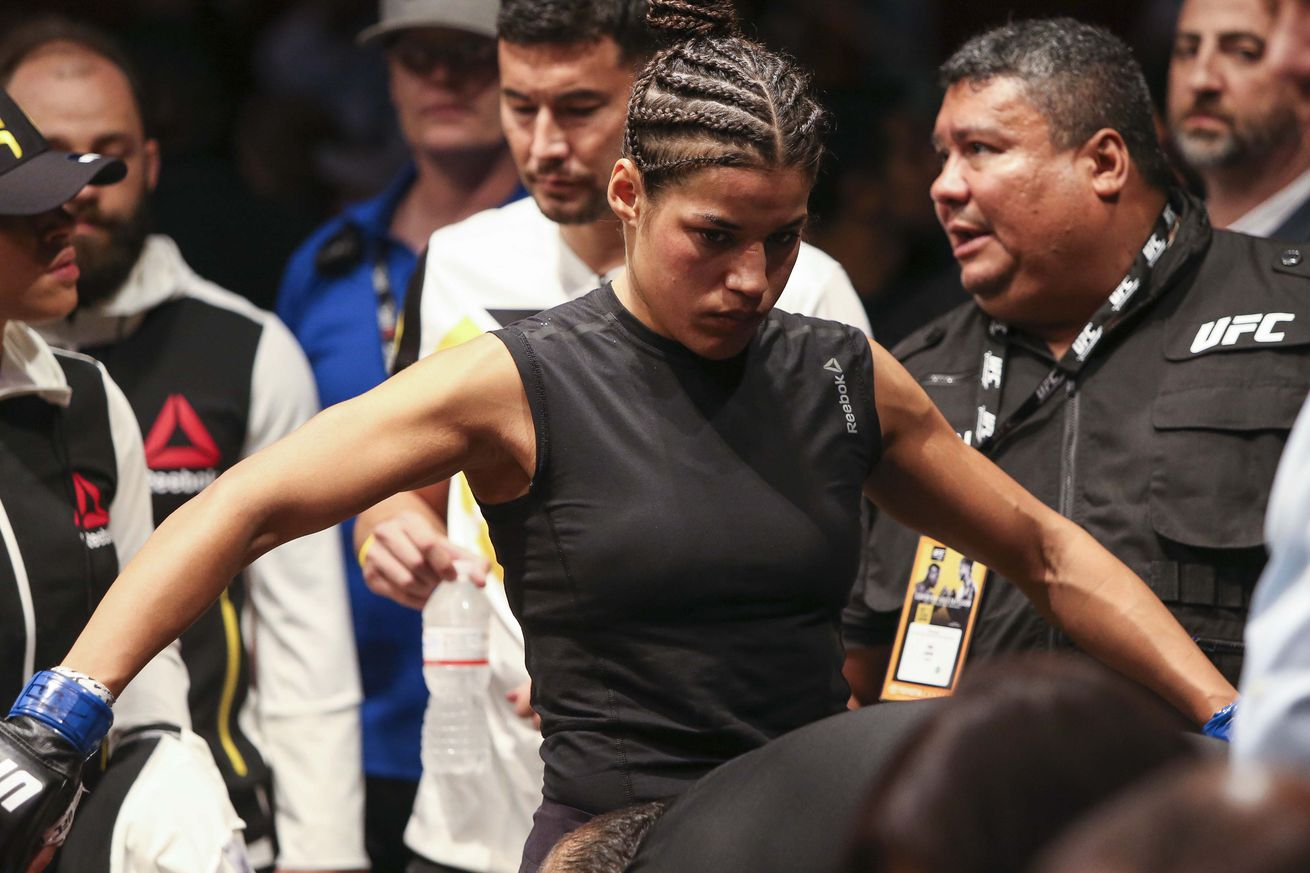community news, UFC on FOX 23 free fight video: Watch Julianna Pena obliterate Jessica Rakoczy in UFC debut