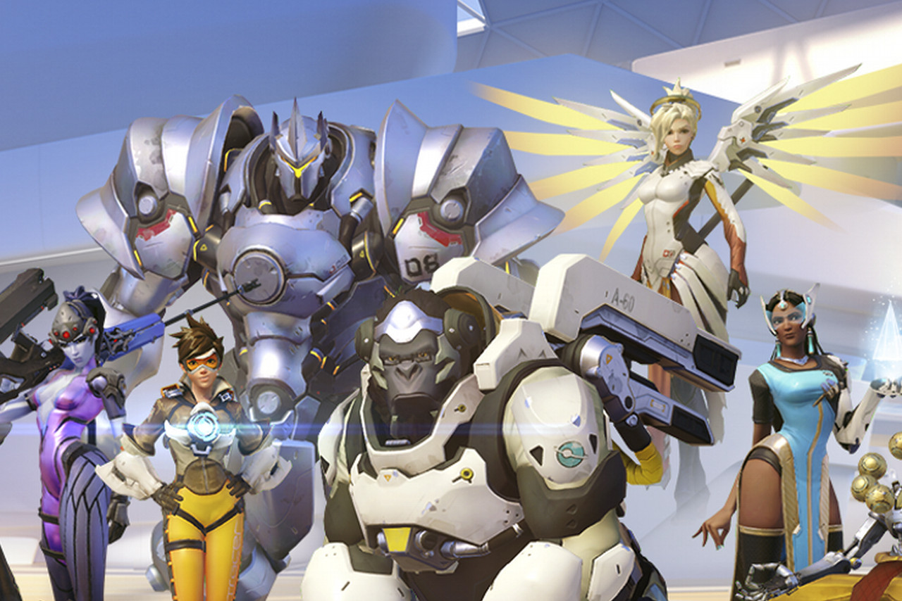 Blizzard S Overwatch Is Coming Spring 2016 For Pc Xbox