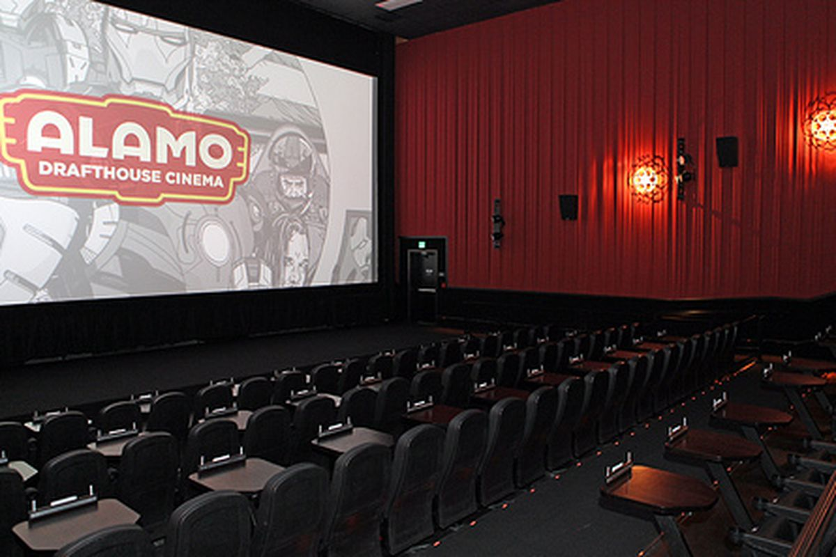 Food And Drink: Alamo Drafthouse Opens March 25: Here's A Preview