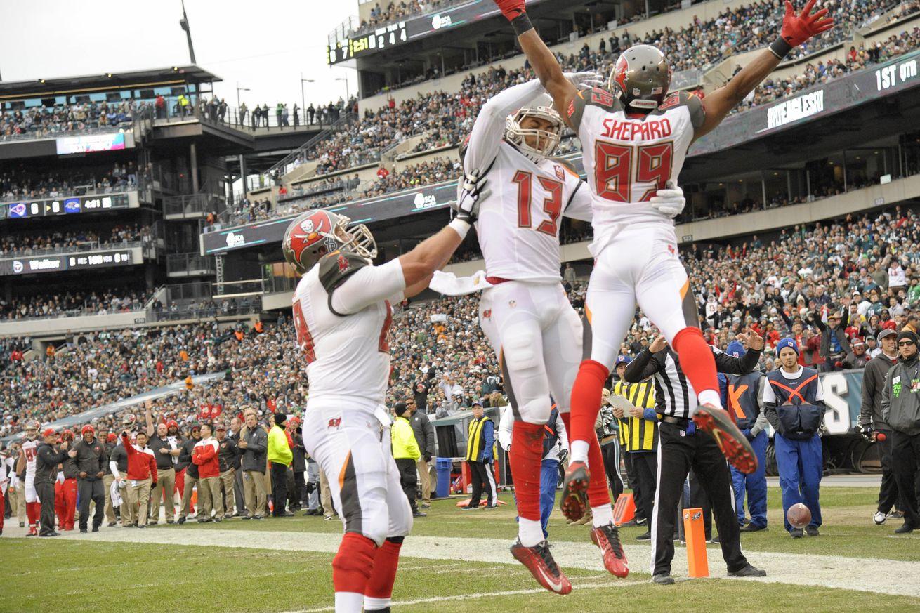 Wholesale NFL Nike Jerseys - Buccaneers vs. Eagles Final Score: Jameis Winston and Doug Martin ...