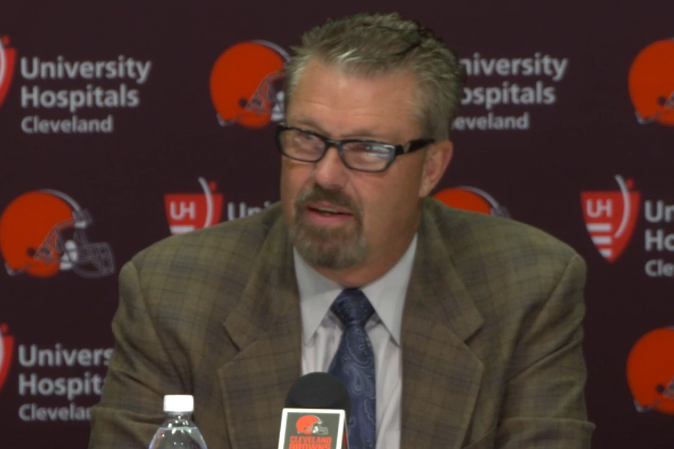 Recap of Gregg Williams' introductory press conference as Browns defensive coordinator