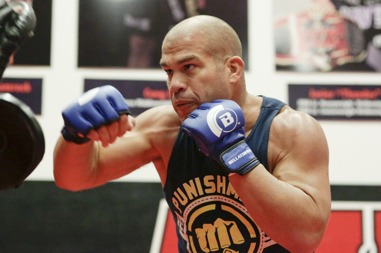 Tito Ortiz on why he's retiring: 'My biggest enemy has been my body'