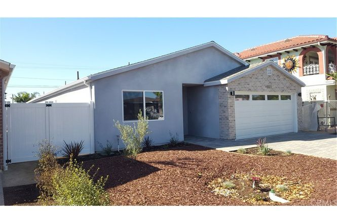 Front of house with attached garage