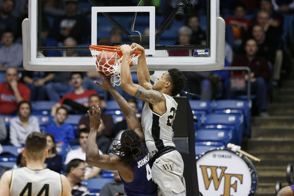 John Collins enters NBA Draft