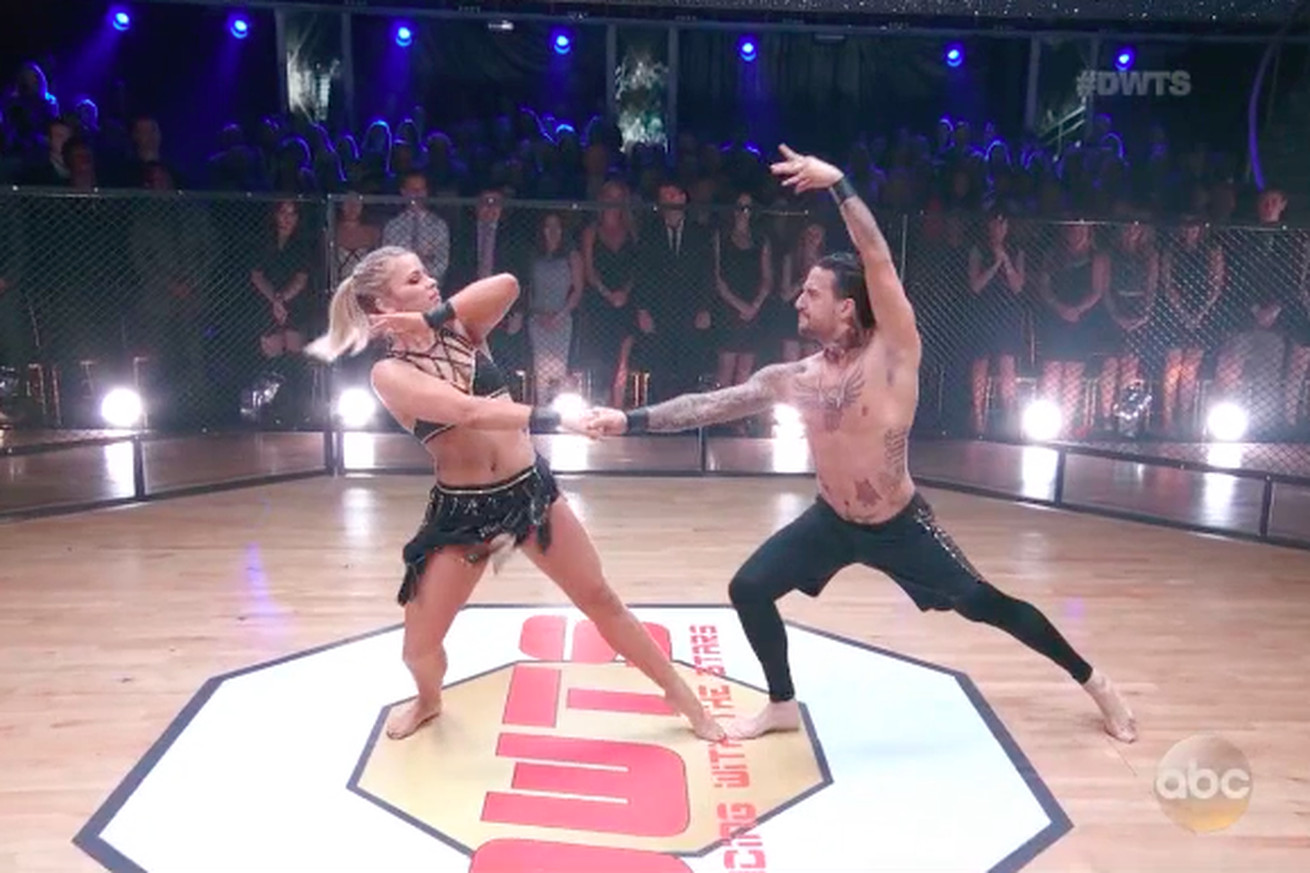 Paige VanZant returns to Octagon on Dancing With The Stars