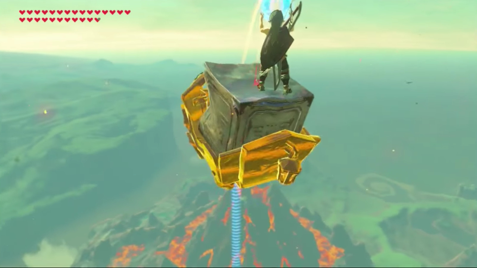 breath of the flying machine