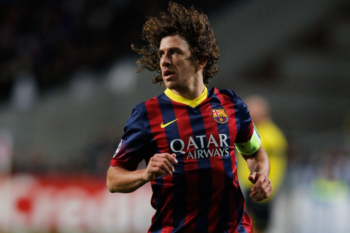 gracies capita a tribute to carles puyol barca blaugranes photo by dean mouhtaropoulos getty images