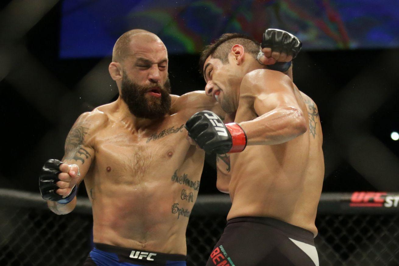 UFC Fight Night 105 fight card: Sam Sicilia vs Gavin Tucker preview