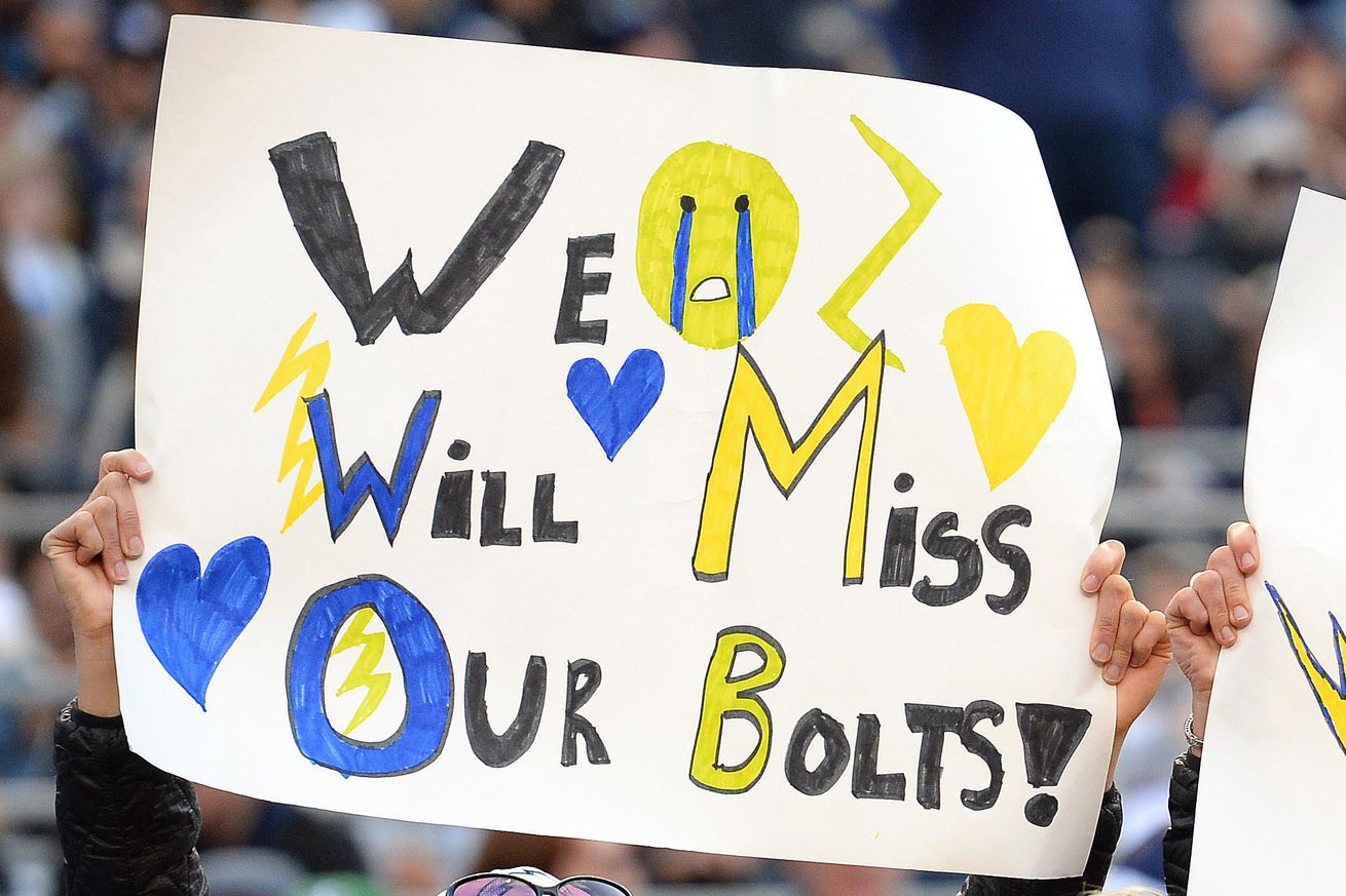 Poll Question: Will You Remain a Chargers Fan?