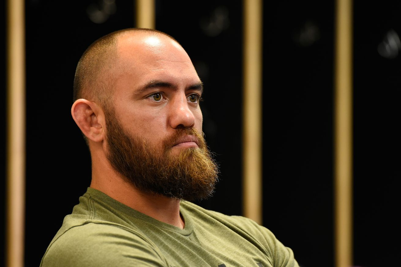 community news, Here's the 'f—k you' tweet Travis Browne deleted after Michael Page trashed Ronda Rousey