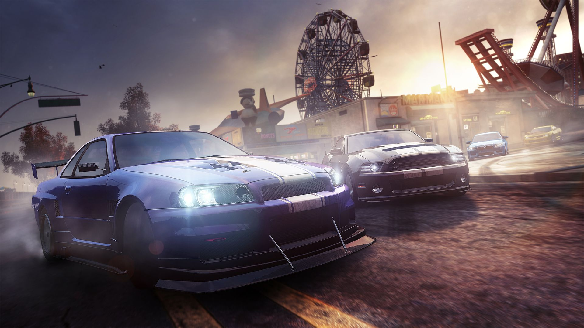 The Crew Review Road To Ruin Polygon
